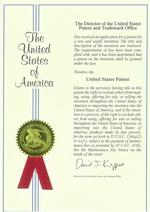 Патент ДАК США, страница1