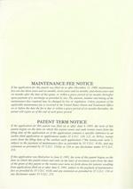 Патент ДАК США, страница 2